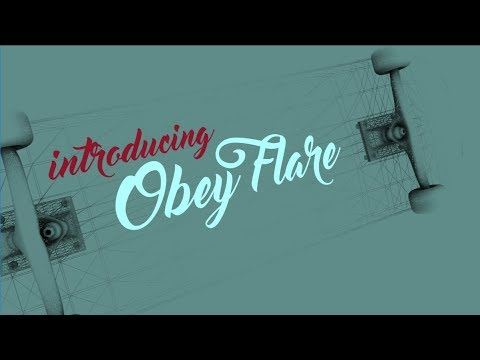 Introducing Obey Flare by Obey Xpect