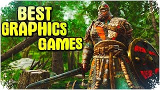 Top10 High Graphic Games for Low Spec PC