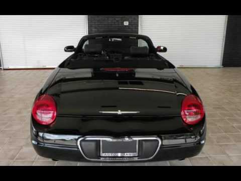 2005 ford thunderbird 50th anniversary edition for sale in fort myers fl youtube. Black Bedroom Furniture Sets. Home Design Ideas