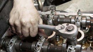 видео Ремонт современных двигателей