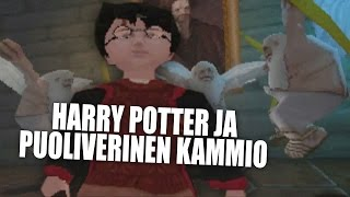 HARRY POTTER JA PUOLIVERINEN KAMMIO