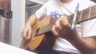 Lâu Đài Cát - Nhật Kim Anh [ guitar cover ]