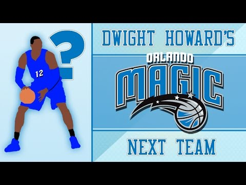 Dwight Howard's Next Team