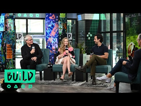 "Milo Ventimiglia, Amanda Seyfried & Simon Curtis On The Film, ""The Art Of Racing In The Rain"""