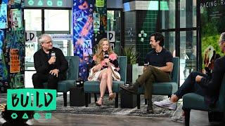 "Milo Ventimiglia, Amanda Seyfried & Simon Curtis On The Film, ""The Art of Racing in the Rain"""