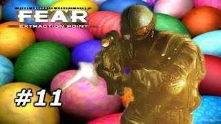 F.E.A.R.: Extraction Point Walkthrough Part 11 - Easter Egg