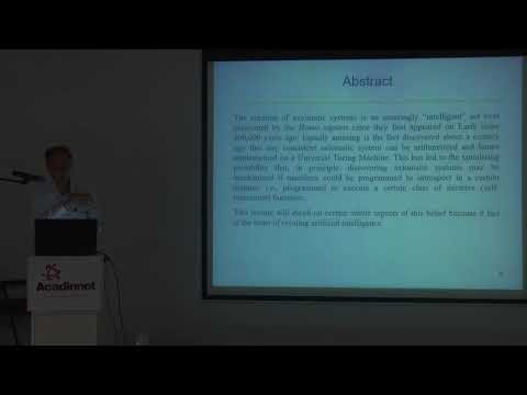 2019 - IiS-01 How Do We Acquire Knowledge? Part 1/2