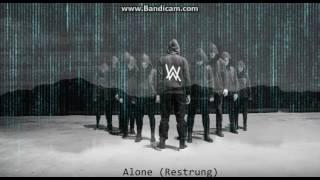 Alan Walker - Alone ( Restrung ) Karaoké