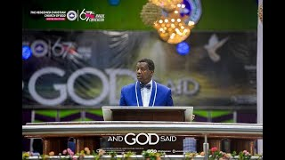 PASTOR EA ADEBOYE SERMON  DAY 1 RCCG HOLY GHOST CONVENTION 2019