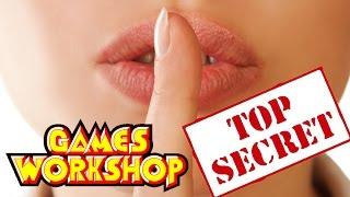 Games Workshop's Top Secret Release Schedule