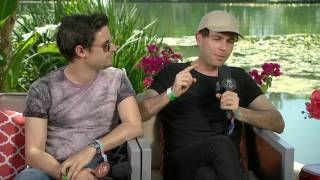 Arkells Interview - Coachella 2017