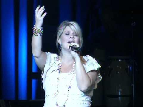 Natalie Grant singing
