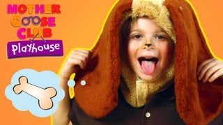 Old Mother Hubbard - Mother Goose Club Playhouse Kids Video