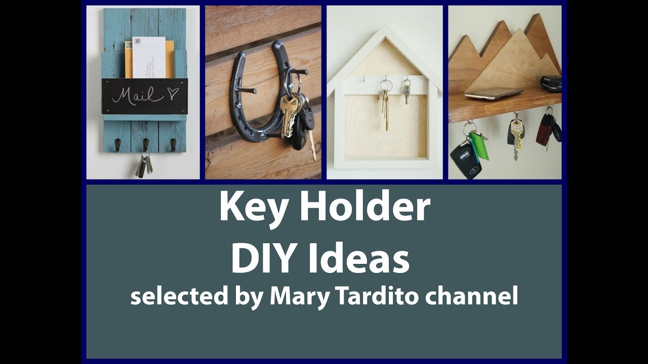 Diy Key Holder Ideas Crafts Ideas To Make And Sell Diy Home