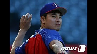 <MLB>スプリングキャンプ早期復帰したチュ・シンス「体の状態は大丈夫」 (2/28)