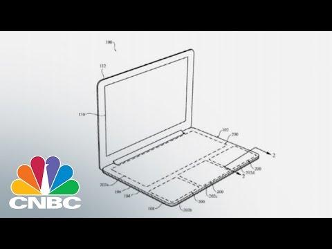 Apple Files Keyless Keyboard Patent | Tech Bet | CNBC Mp3