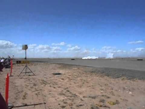 Midland Airshow 2014: Dracula vs Jet Truck