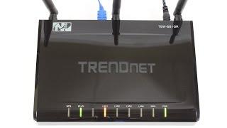 Налаштування роутера TRENDnet
