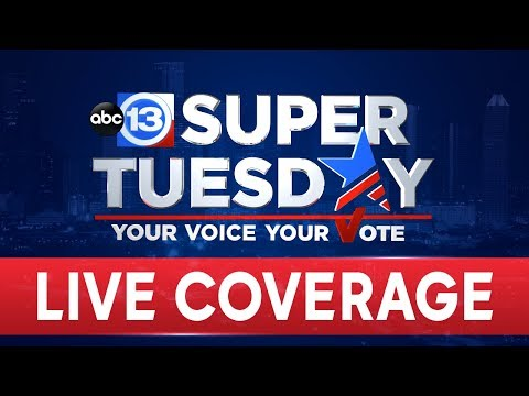 LIVE: ABC13 breaks down live Super Tuesday results
