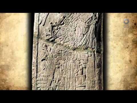 Antropológicas - La escritura maya (Cápsula Prog. 16)