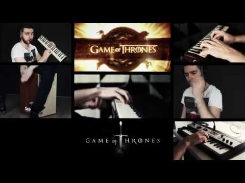 Gаmе of Thronеs Theme (Piano/Cajon/Melodica Cover by Slava Presnyakov)