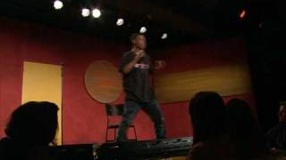 Tracy Morgan - Rollerskates stand up comedy pt7