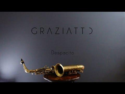 Despacito - Luis Fonsi, Daddy Yankee (anniversary sax cover Graziatto)