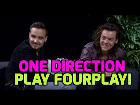 One Direction Fourplay: Harry Styles and Liam Payne answer your questions from YouTube · Duration:  5 minutes 3 seconds
