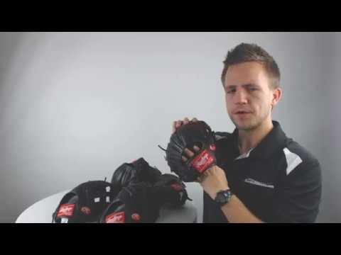 Review: Rawlings R9 Series Youth Baseball Gloves