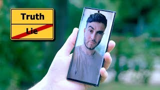 Samsung Galaxy Note 10+ Review - The TRUTH 3 Weeks Later!