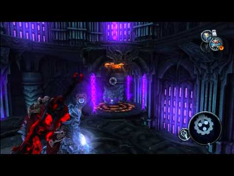 Let's Play and 100% complete Darksiders - Part  23 - The Black Throne, Tower 2