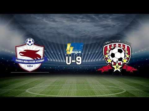 Garuda Muda Soccer Academy vs Indonesia Rising Star [Indonesia Junior League 2019] [U-9] 14-4-2019