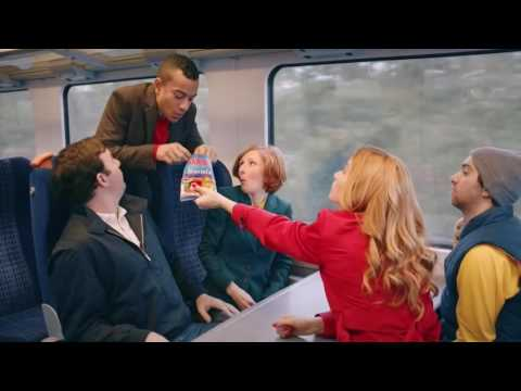 Haribo Starmix - Train