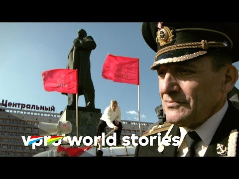 Crisis on the Volga River - From Moscow to Murmansk