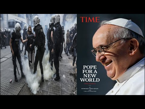 Terror in France. Obama Signed Martial Law. Venezuela Military Control Food. Pope has the Solution