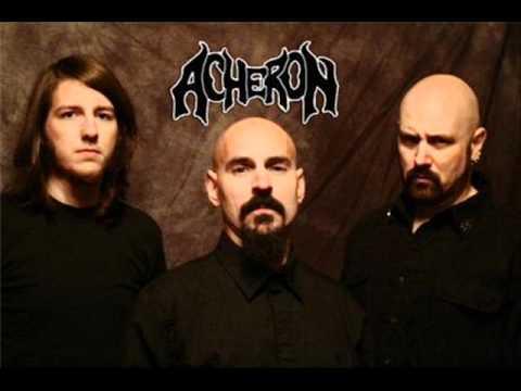 "ACHERON "" Lifeforce ( The Blood ) ''"