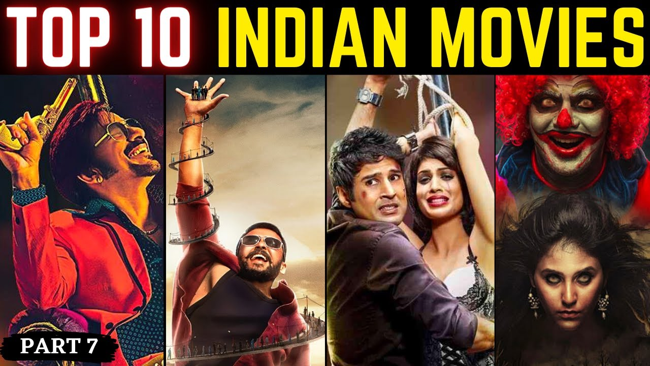 Top 10 Best Indian Movies Beyond Imagination on Netflix, Prime, SonyLIV & Zee5 (Part 7)