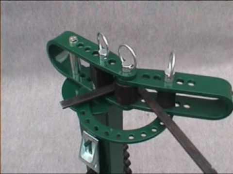 Cintreuse manuelle ub 10 d 39 opti machines vid o 13 doovi - Cintreuse fer a beton ...