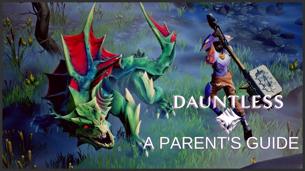 Dauntless: A Parent's Guide – Family Tech Blog