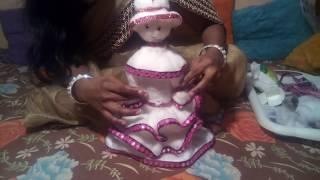Doll from waste plastic bottle Jiya
