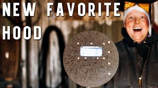 EMPYRE SOUTH PANCAKE WELDING HOOD REVIEW — HOW IT COMPARES TO MY STEVE FENTON HOOD