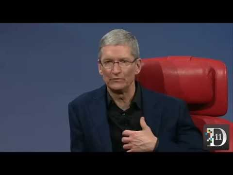 D11 2013 - Tim Cook Full Interview [80 Mins]