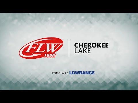 2019 FLW TV | Cherokee Lake