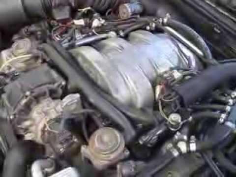 Работа Двигателя М112 Е280 - Непонятное его поведение.