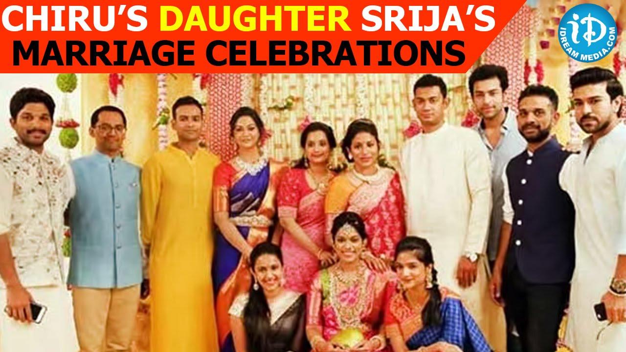 82cdd753e046 Chiranjeevi Daughter Srija Marriage Celebration Photos - Pawan Kalyan