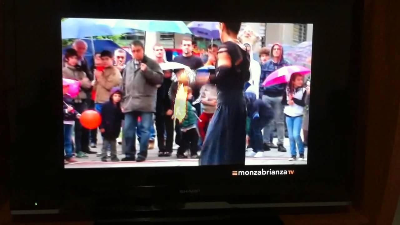 Servizio TV Monza Brianza (Yassin Kordoni Fuoco) - YouTube