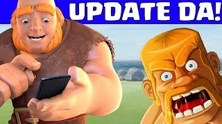 UPDATE IS DA! || Clash of Clans || Let