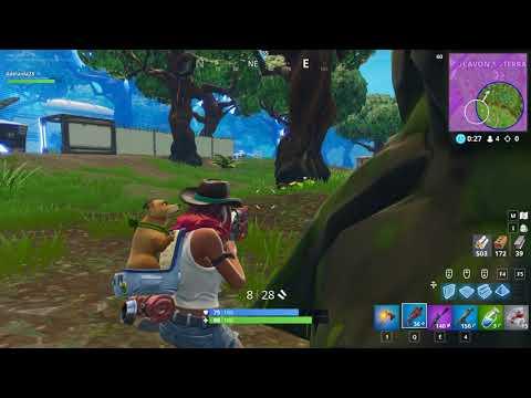 Fortnite: Kill  Shot with GeForce