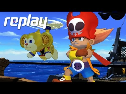 Replay – Zack & Wiki: Quest For Barbaros