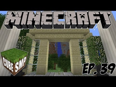 Minecraft Cube SMP: Outlining & Karaoke Montage! - Ep 39